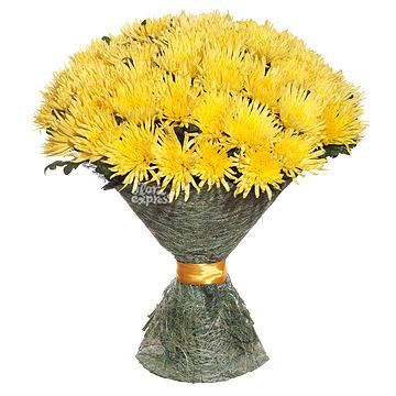 Букет Цветы Солнца