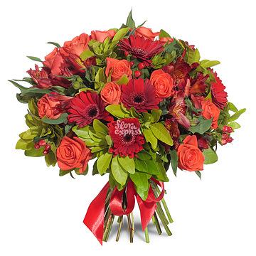 Букет Палитра любви