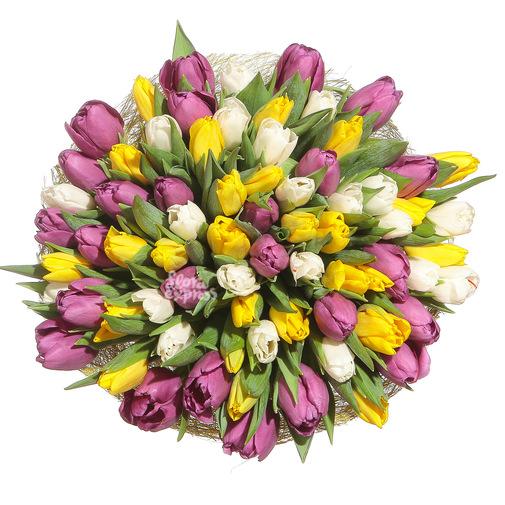 Салют весны - изображение букета 2