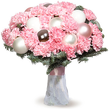 Букет Розовое облако