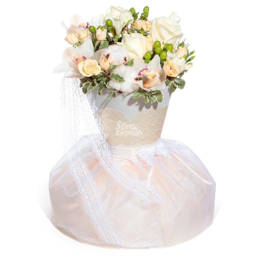 Букет «Flora Express», Невеста