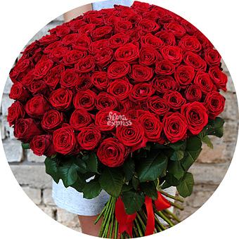 Букет Букет из 101 розы